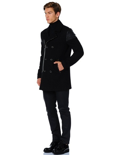 Klasik Yün Palto-Fabrika